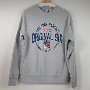 Adidas New York Rangers Sweatshirt